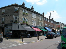 Wandsworth, Northcote Road, London © Danny P Robinson